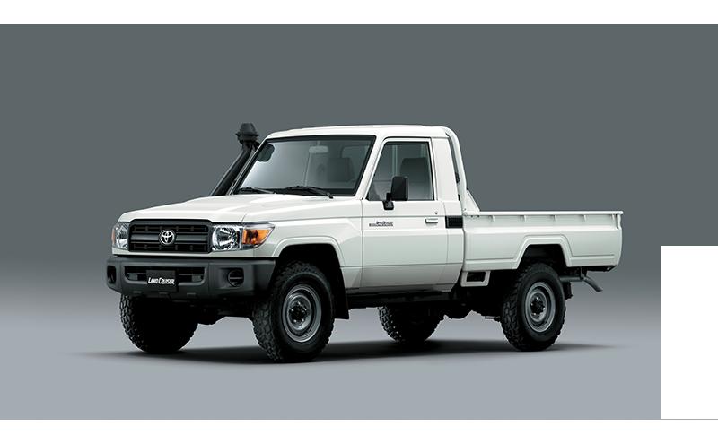 LC79 4.2L Pick-up Single cab 5-MT 4X4